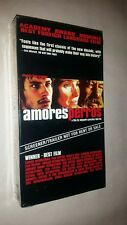 Amores Perros Vhs Tape Screener/Trailer Promo Sealed new