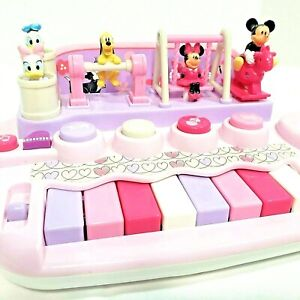 Disney Mickey Mouse & Friends Animated Piano Keyboard Toys R Us Exclusive Toy