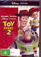 Disney Pixar Classics Toy Story 2 DVD NEW Region 4