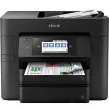 Epson WorkForce WF-4740DTWF A4 Colour Multifunction Inkjet Printer - Brand New