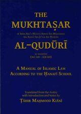 The Mukhtasar Al-Quduri: A Manual of Islamic Law (Hanafi) - HB -