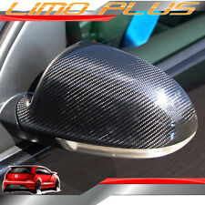 VW GOLF 5 MK5 GTI R32 03 - 09 Real Carbon Fiber Mirror Cover Trim vw95