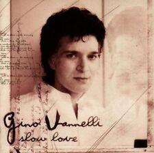 Vannelli, Gino - Slow Love CD NEU