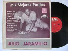 Julio Jaramillo - Mis Mejores Pasillos (VG++) Very Rare US Pressing