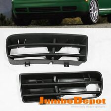 For 1999-2005 VW GOLF MK4 GTI Front Bumper Lower Air Grille Insert Left+Right