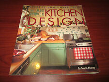 Smart Approach to Kitchen Design by Susan Maney (1998, Paperback)