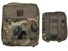 Brit. Multi Terrain Pattern MTP First Aid Pouch, Erste Hilfe Tasche, Neuwertig