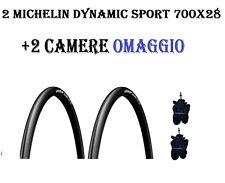 Michelin Pneu de Vélo Noir Dynamic Sport 700x28
