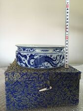 Blue and white bowel Qing Dynasty Chinese Antique