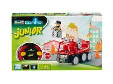Revell Remote Control Junior Fire Truck - Build and Play - 23001