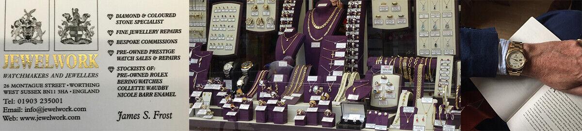 Jewelwork Fine Jewellery - Worthing