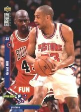 Chicago Bulls Original Basketball Trading Cards 1995-96 Season