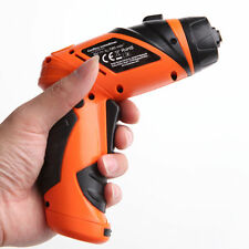 Mini 6V Portable Screwdriver Electric Drill Battery Operated Cordless Wireless