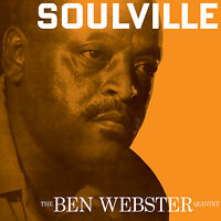 "The Ben Webster Quintet : Soulville VINYL 12"" Album (Import) (2015) ***NEW***"