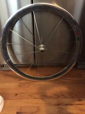 Campagnolo Shamal 650c Time Trial Front Wheel Tubular. New!
