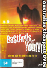 Bastards Of Young DVD NEW,  FREE POSTAGE  WITHIN AUSTRALIA REGION ALL
