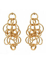 Chloé Circle Earrings - Beautiful. Comes with Box,etc. BNWT. RRP £350. Perf Cond