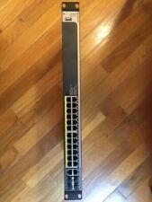 Netgear M4100-26G-POE GSM7226LP Prosafe 26-Port Gigabit L2+ PoE Managed Switch