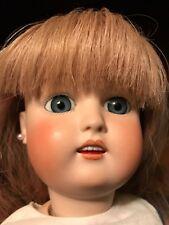 Stunning Antique Reproduction Kestner 168 Doll Master Doll Artist Marian Fasan