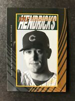 Kyle Hendricks 2019 Topps X Lindor 2011 Draft Class Limited Online Exclusive