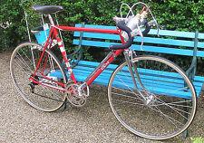 Viking road bike 1950s repainted 58.5 cms Simplex Campag Milremo