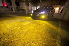 Autovizion 35 Watt Super Compact H11 3000K Golden Yellow HID Xenon Kit Low Beam
