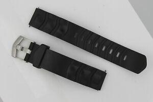 BT0700 Tag Heuer 18mm Rubber Strap Band Black CA1210 CA1211 CA1212 CA1213 CA1214