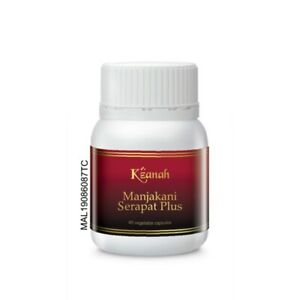 Cosway K'zanah Manjakani Serapat Plus Improve Menstrual Flow ( 60 Veg Caps )
