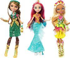 Ever After High Jillian Beanstalk Meeshell Mermaid & Nina Thumbelina Dolls - NEW