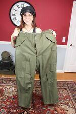 US Korean War M-1951 M-51 Field Pants Shell Trousers Large Long. Huge. Mint! J93