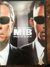 Will Smith MEN IN BLACK ~ Original 1997 Sci-Fi Comedy Classic UK DVD