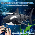 2.4G Remote Control Simulation RC Shark Electronic Shark Boat Prank 4 Channel
