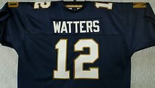 Customized College Throwback Football Jersey  Pro Twill-SEWN-ON-