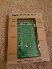 Kaisi K9201 Fast Battery Charger Tester iPhone 4 4S 5 6 / 6 Plus / 7 / 7 Plus