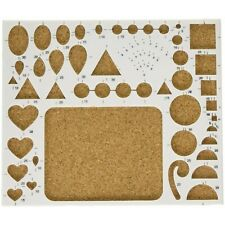 Sky Pulse Paper Quilling Template Board DIY Scrapbooks Papercraft 208x178x8mm