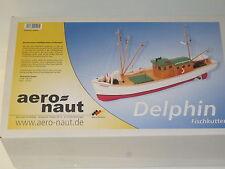 Fischkutter Delphin Boot Baukasten *NEU* für RC geeignet