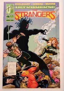 Ultraverse The Strangers #6 - Nov 1993 - Malibu Comics - Uncertified - VF+