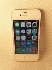 Apple iPhone 4 - 8GB - White (Verizon) A1349 (CDMA) Mint Condition