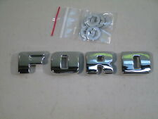 NEW 1948-1950 & 1952 FORD F-1, F-2, F-3 TRUCK GRILLE PANEL LETTERS