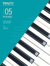 Trinity College Piano Pieces & Exercises 2018-20 Grade 5 Book + CD (NEW)