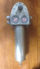 DEVILBISS CO. TYPE HLG SERIES 501 PRESSURE METER REGULATOR VINTAGE STEAMPUNK