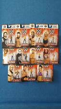 WWE Nano Metalfigs JADA SET OF 11 The Rock John Cena Sting Bayley Sasha Banks
