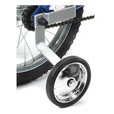 "Adjustable Heavy Duty Steel Kids Bike Training Wheels fits 12 - 20"" Bicycles"