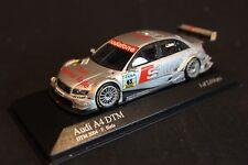 Minichamps Audi A4 DTM 2004 1:43 #45 Frank Biela (GER)