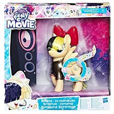 2017 Hasbro My Little Pony The Movie Singing Songbird Serenade NEW