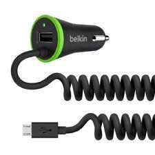 Cargadores, bases y docks negro Belkin para teléfonos móviles y PDAs