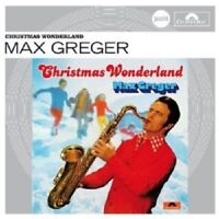"MAX GREGER ""CHRISTMAS WONDERLAND"" CD NEW+"