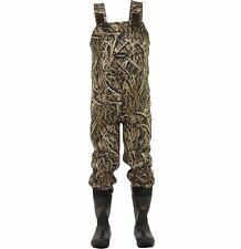 Frogg Toggs Amphib Neoprene Bootfoot Wader-Mossy Oak Shadow Grass Blades SIZE 12