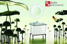 Designer Einzelwaschtisch Luxus Waschtisch Badmöbel Badezimmer Luxus Marmor Neu