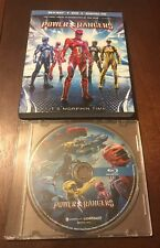 Power Rangers (2017) Blu-Ray Disc Only IN JEWEL CASE WITH SLIPCOVER